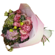 Two Hydrangea Bouquet