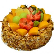 Chestnuts Cream Cake (1Lb)