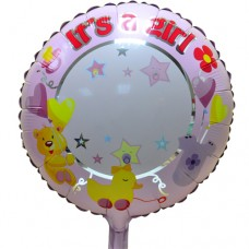 It's a GIRL Balloon
